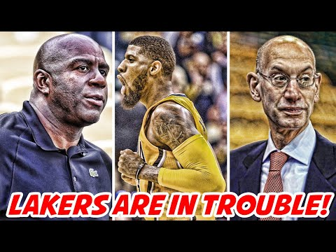THE LOS ANGELES LAKERS ARE IN SERIOUS TROUBLE! | NBA News
