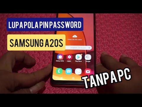 Buka kunci pin/pola Samsung A10, A10S, A20, A20S, A30, A30S, A40, A50, A60, A70, A80, A90 work 100%.