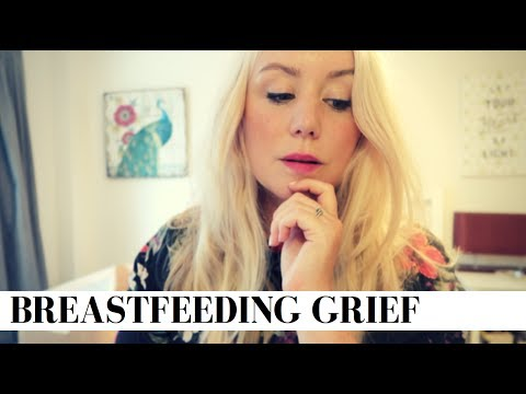 SADNESS WHEN STOPPING BREASTFEEDING | POST WEANING DEPRESSION