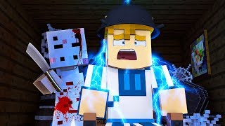 PORWAŁ NAS PSYCHOPATA!   Minecraft Safari #6