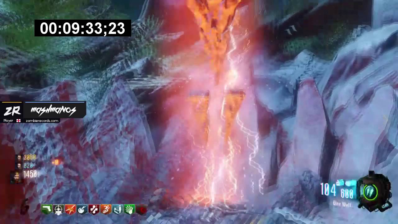 Zetsubou No Shima Easter Egg Speed Run Solo (WR 32 20) by Mark