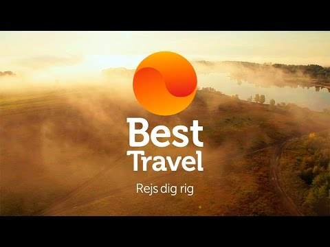 Rejs dig rig med Best Travel
