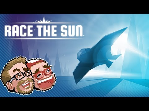 SOLAR SOARING SKILLS | Race The Sun | Press On