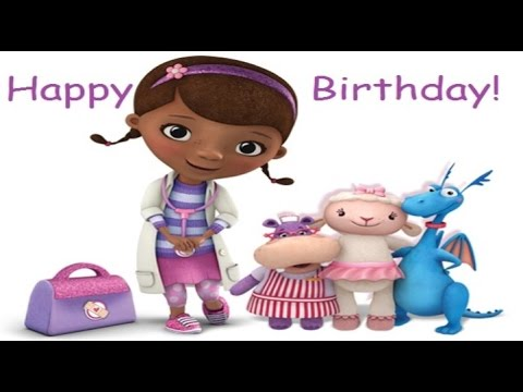 Doc mcstuffins learn to write