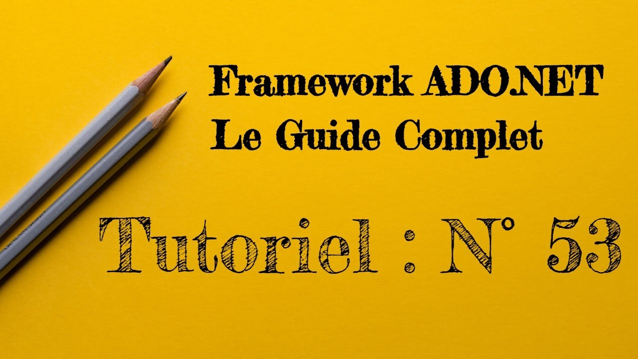 tutoriel ado net 53 crystal reports notions avancées champ