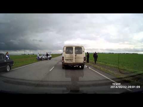 ДТП трасса Ромоданово Саранск