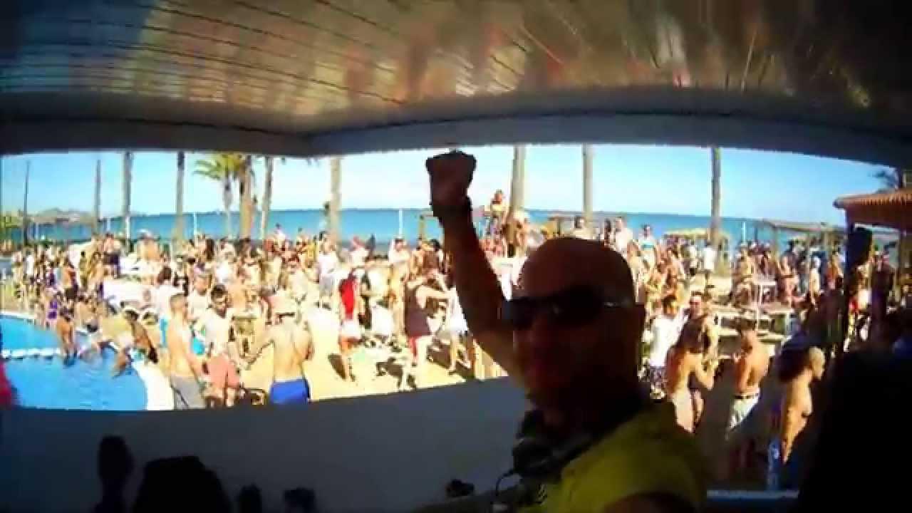 Julien Lambies ★ Djset @ Pool Party Ibiza Jet Set ...