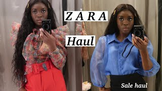 ZARA TRY ON| COME SHOPPING WITH ME| ZARA TRY ON HAUL|