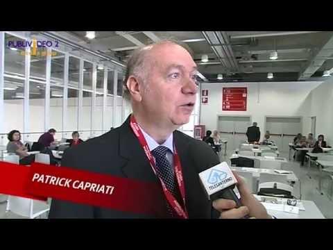 Marca 2015   Patrick Capriati Agenzia ICE Italian Trade Commission Chicago USA Office
