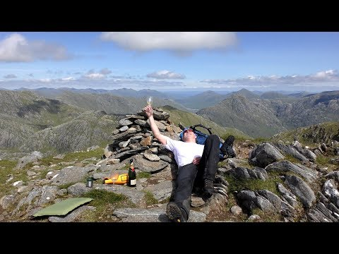 Meall Buidhe - The Final Munro