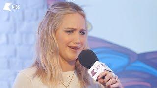 Jennifer Lawrence Answers the Questions She Asked Kim Kardashian | Tom On KISS