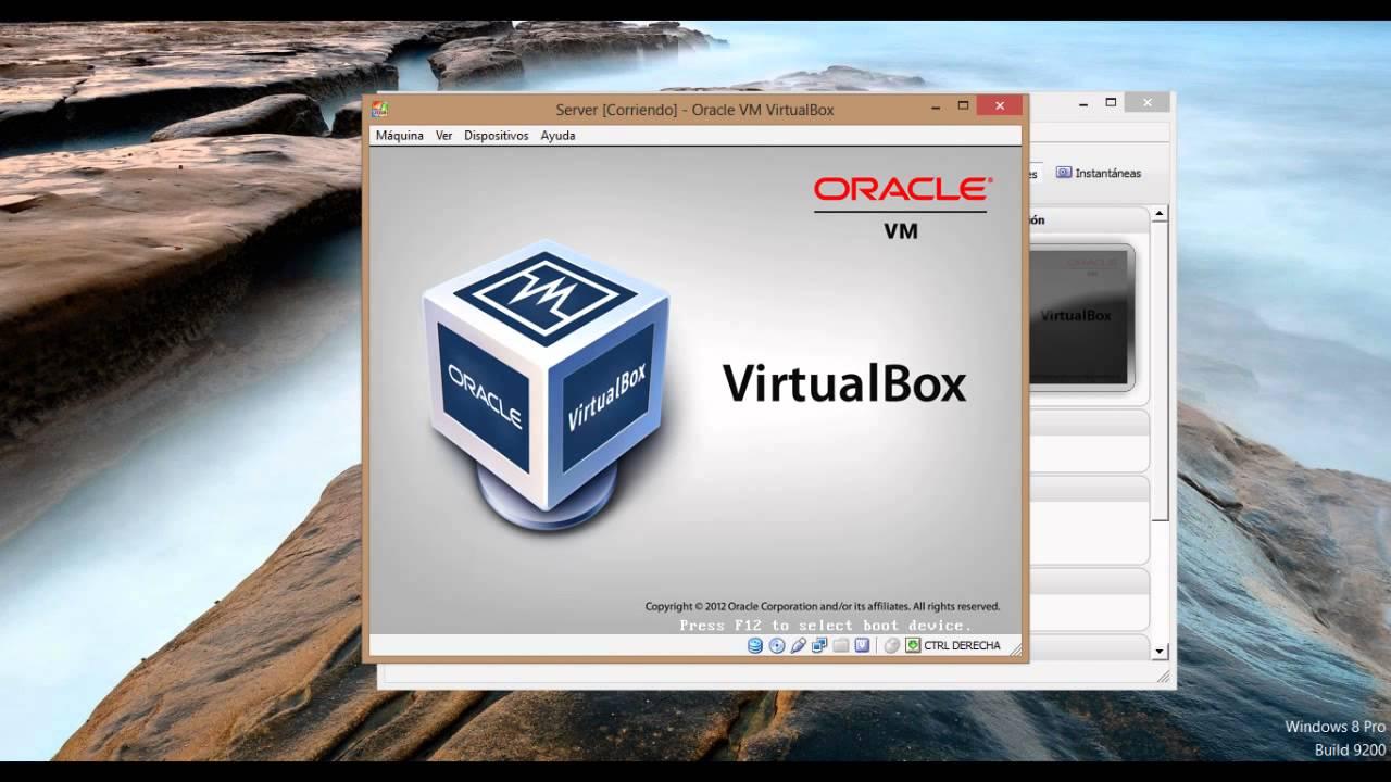 Instalación de Windows Server 2008 - VirtualBox - YouTube