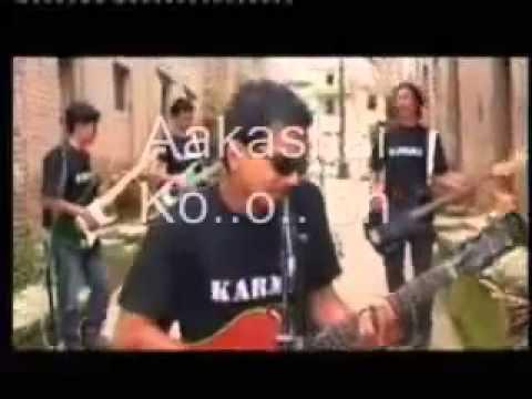 Hukka Mero Karma Band Nepali Song