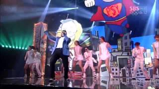 PSY - Gangnam style / кореец - гангам стайл