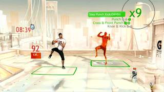 Your Shape Fitness Evolved  KINECT (Cardio boxing, fitness games) HD gameplay - projektkonsola.pl