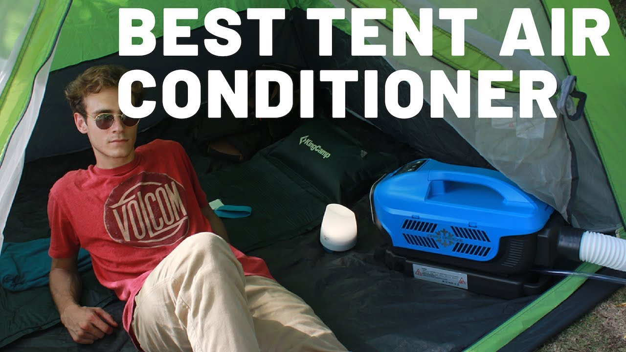 BEST Portable Tent Air Conditioner For Camping (Battery ...