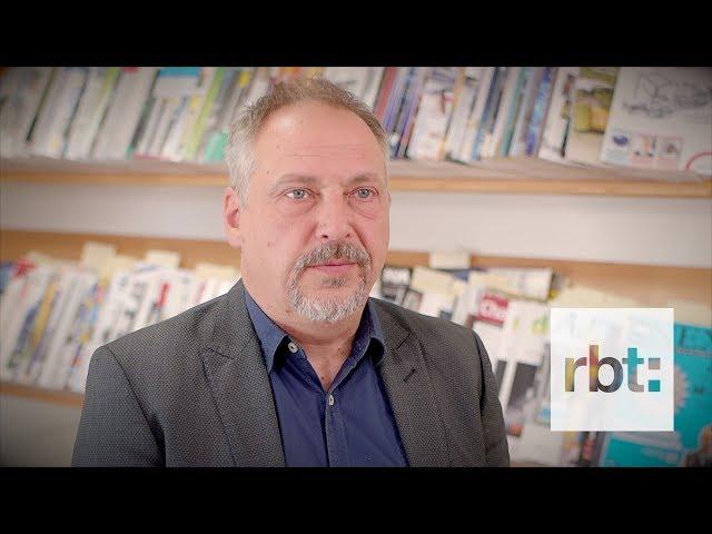 Digitalisierung: SPS-Magazin Kai Binder | Zu Gast bei Riba:BusinessTalk
