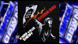 "WWE: ""Know Your Enemy"" (SmackDown) [WWE Edit] Theme Song + AE (Arena Effect)"