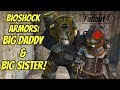 Bioshock Armors Big Daddy And Big Sister Submersible Power Armor Redux BioShock Fallout 4 mp3