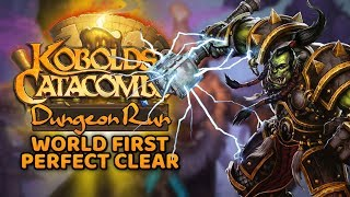 WORLD FIRST! 100% Win Rate Dungeon Run With All Classes! #2 - Shaman