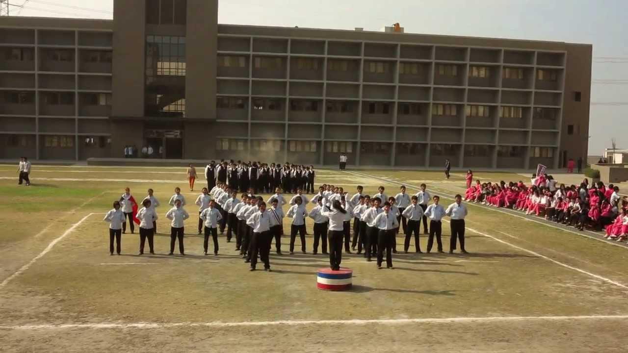 1115 嘉陽高中愛國歌曲比賽 102廣甲 第三名 - YouTube