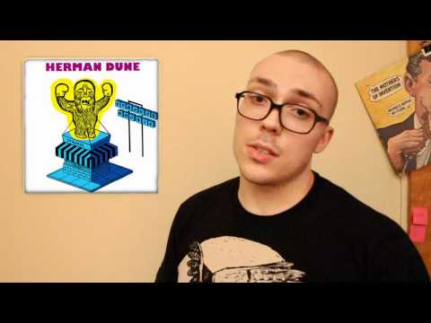 Herman Dune- Strange Moosic ALBUM REVIEW