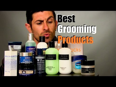 Best Grooming Products For Your Face | Alpha M  Grooming Awards 2015