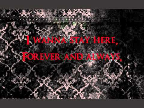 Forever And Always (Acoustic)   Bullet For My Valentine [ Lyrics In Video U0026  Description ]