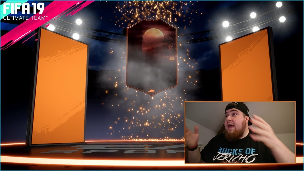 Scream In A Pack Fifa 19 Ultimate Scream Prime Gold Players Pack Opening Ultimate Team