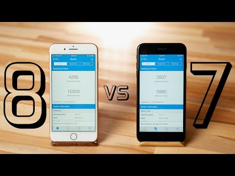 Download Youtube: iPhone 8 Plus vs 7 Plus Performance Test - A11 Bionic Processor