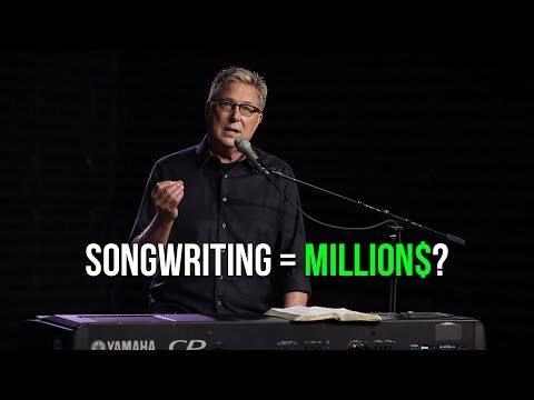 Writing Songs to be a Millionaire? | Songwriting Workshop
