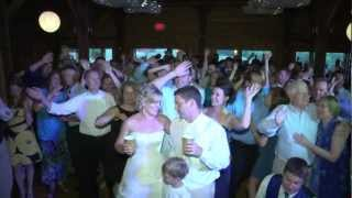 Best Wedding DJs in Pittsburgh at Lingrow Farms for Jeffrey and Taylor Smith