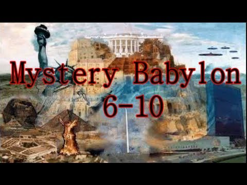 Bill Cooper - Mystery Babylon Hours 6 - 10 #34 #35 #36 #38 #