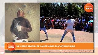 Shock: MR VOSHO BEATEN FOR DANCE MOVES THAT ATTRACT GIRLS