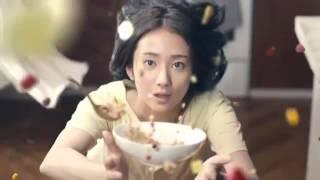 2015年6月, 木村文乃, 日清麥片代言人.