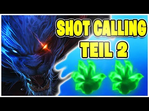 Shot Calling Teil 2! Noway4u Twitch Highlights - (Deutsch/German) League Of Legends