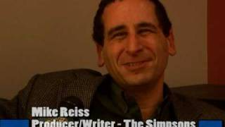 Comicology.TV- Interview with Mike Reiss- Simpsons Movie