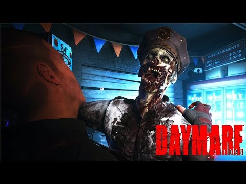 DAYMARE: 1998 Final Boss and Ending 1080p HD 60FPS