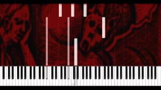 Deadmau5 - Avaritia (Piano Tutorial)