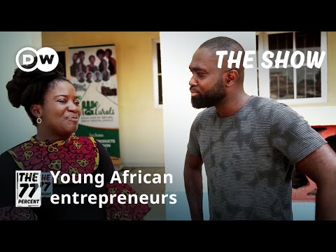 African young entrepreneurs — Transforming the economy