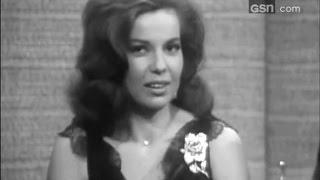 What's My Line? - Abbe Lane; PANEL: Steve Allen, Aliza Kashi (Jan 15, 1967)