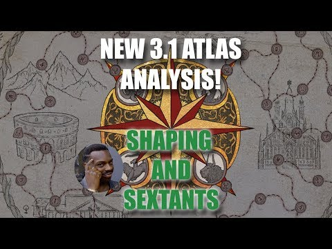 War for the atlas what to shape and sextant! Pre 3.1 Speculation!