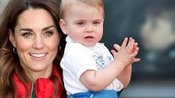 Prinz Louis - Ewig nicht gesehen! Der Mini-Royal besucht die Queen