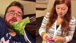 BUTT DIALED MY KIDS FRIEND! HILARIOUS VR FAIL! PUNISHED WITH BROCCOLI!