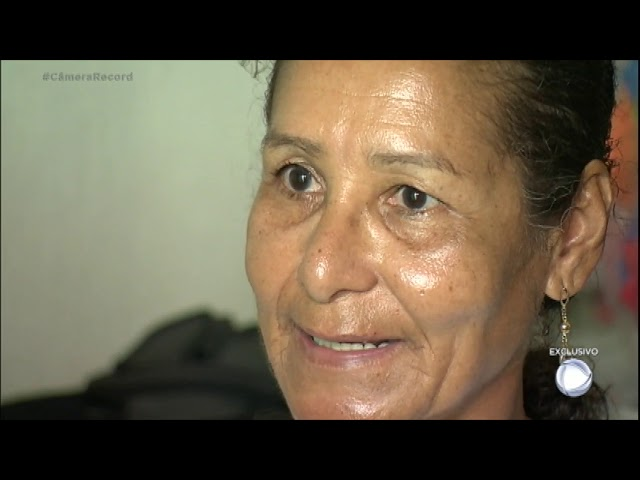 Casal se salva de deslizamento de terra, mas lamenta a morte do sobrinho neto