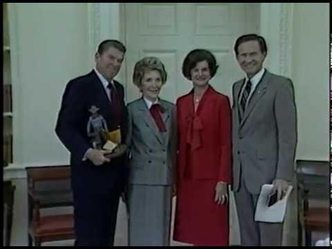 President Reagan's Photo Opportunities on November 7-10, 1982