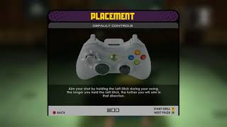 Testing Rockstar Games Presents Table Tennis (Xbox 360) on Xbox One X