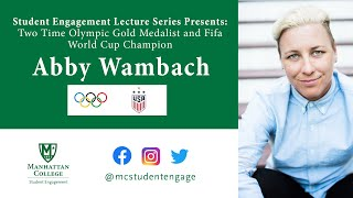 Abby Wambach | Student Engagement Lecture Series
