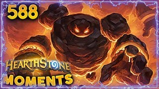 Overconfidence Karma!! | Hearthstone Daily Moments Ep. 588