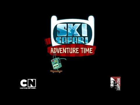 Main Menu - 01 - Ski Safari: Adventure Time OST